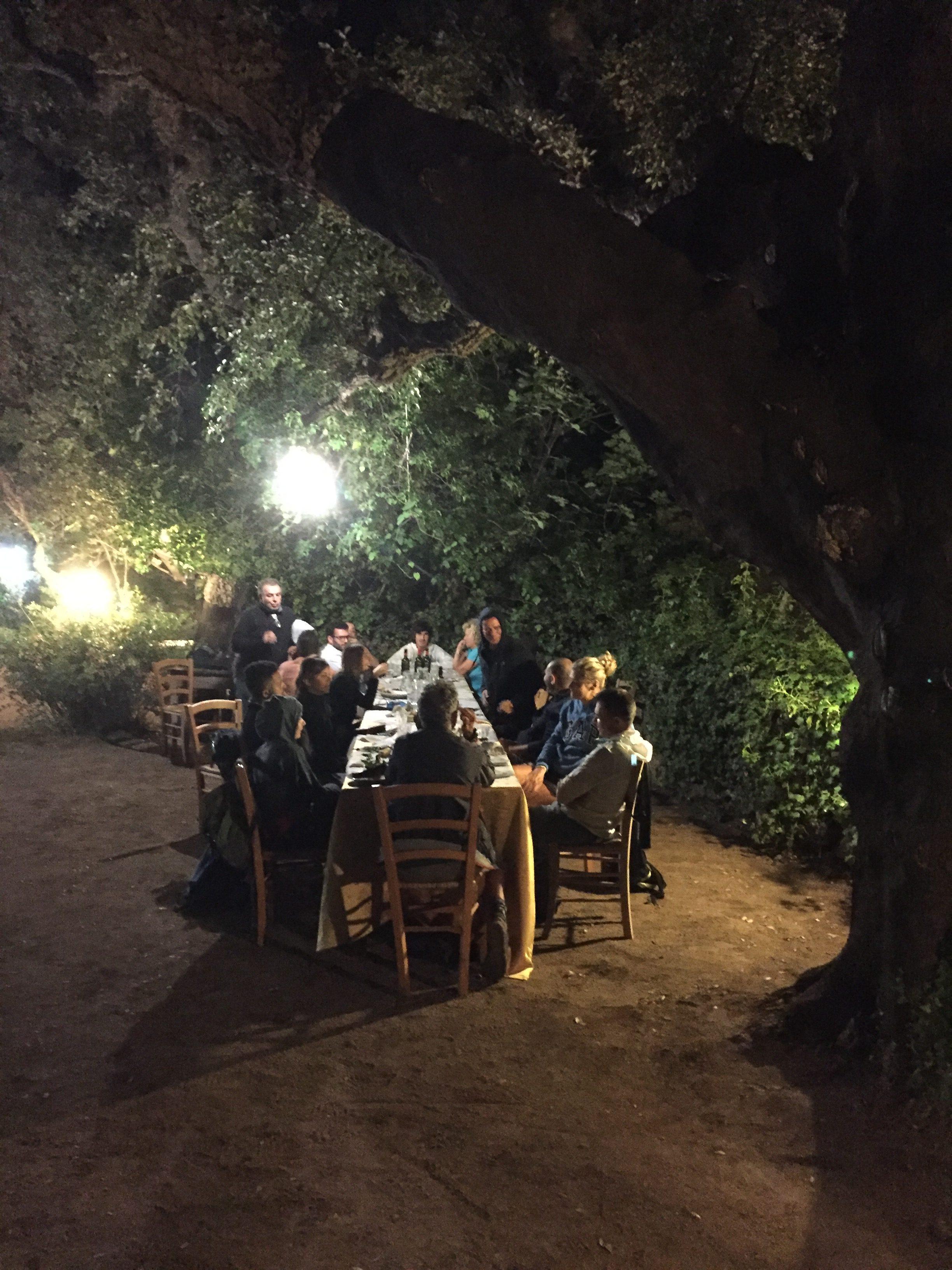 Sardina Esploring Notturna Conca de Li Banditi