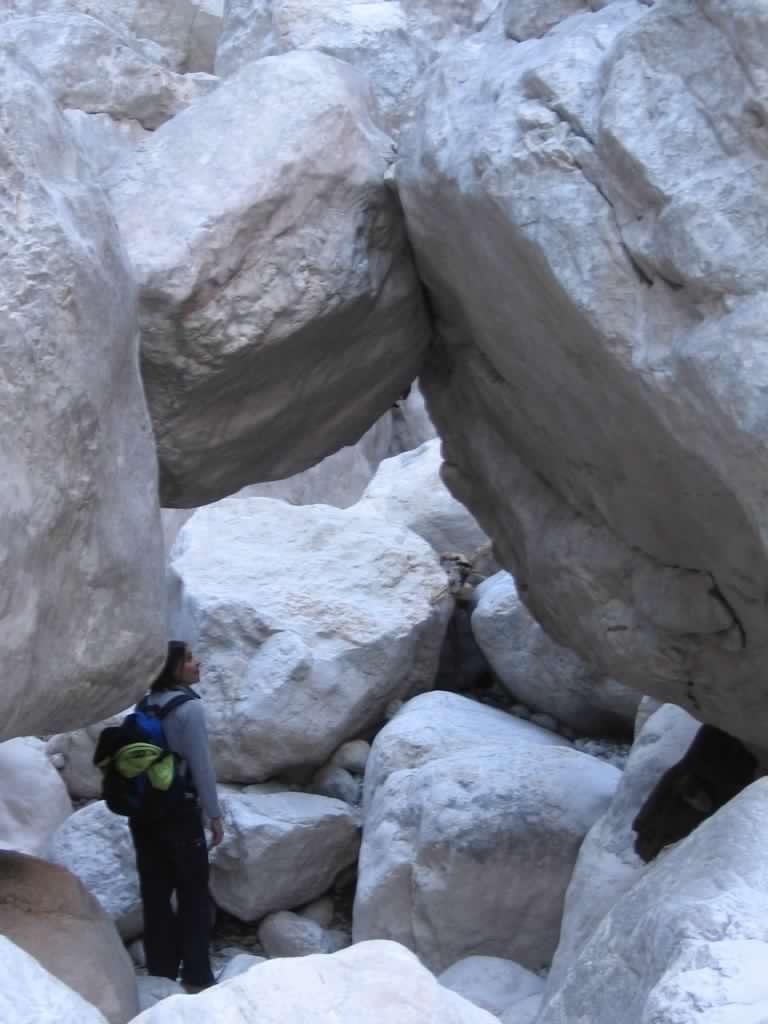 Supramonte – Gole di Gorroppu