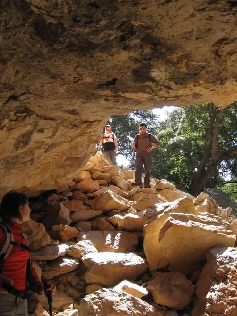Supramonte di Oliena-Dorgali – Monte Tiscali