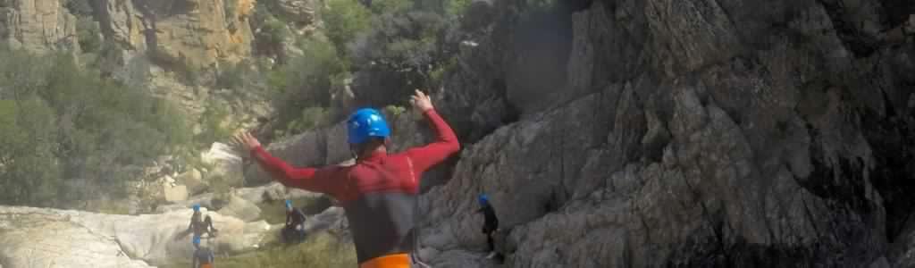 canyoning sardegna