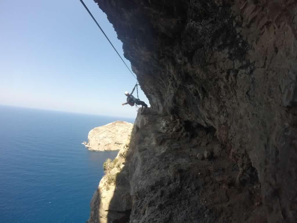Alghero Capo Caccia – Via Ferrata Cabirol
