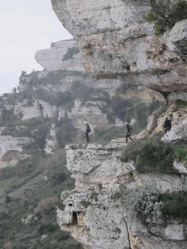 Cargeghe – Via Ferrata di Giorrè