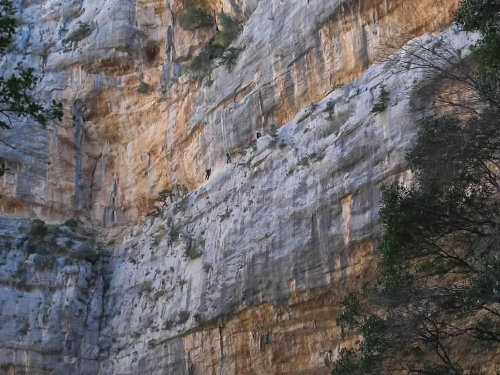 Supramonte di Oliena – Via Ferrata di Pentumas ferrata